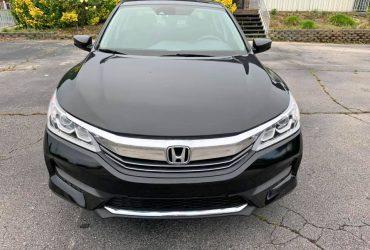 2016 Honda Accord LX Sedan 4D
